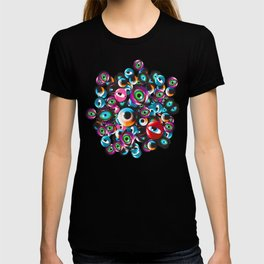 Monster Eyes Party T-shirt
