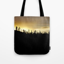 Light and Darkness Tote Bag