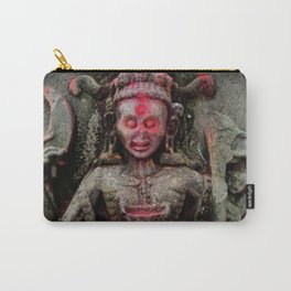 Hindu Kali 14 Carry-All Pouch