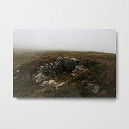 Pip Ivan mountain Metal Print