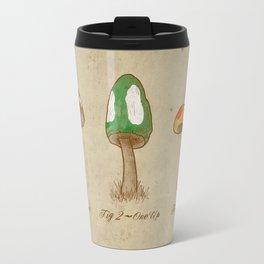 Mario Mycology Travel Mug