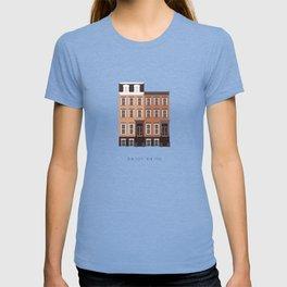 New York, NY Brownstone T-shirt