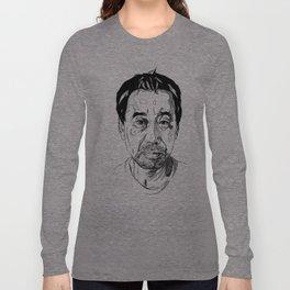 Haruki Murakami Long Sleeve T-shirt