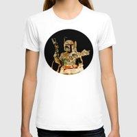 boba T-shirts featuring Boba by Robotic Ewe