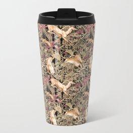Wild life pattern Metal Travel Mug