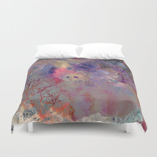 FROM FIRE TO DESIRE Duvet Cover