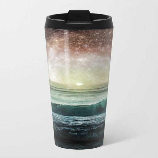 Event Horizon Metal Travel Mug