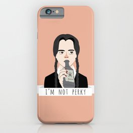 Wednesday iPhone Case