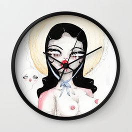 The Barones Wall Clock