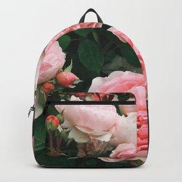 Dark Rose Backpack