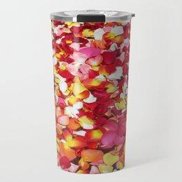 Moroccan Rose Petals Travel Mug