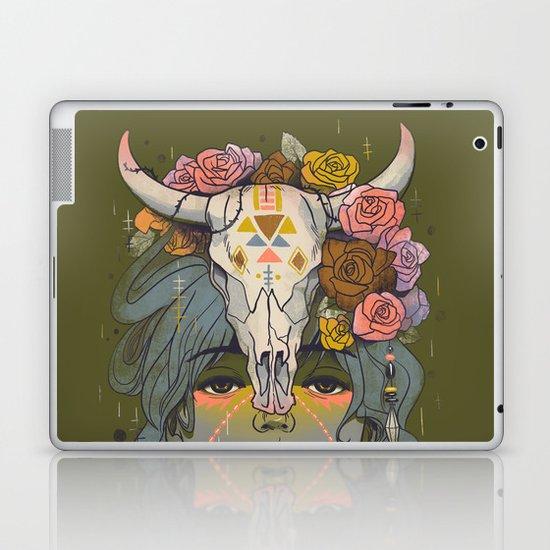 Desert Rose Laptop & iPad Skin
