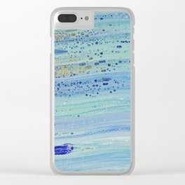 Flow II Clear iPhone Case