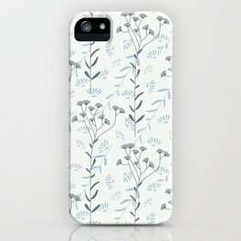 Inflorescence (Moonlight) iPhone Case