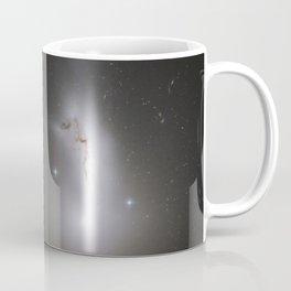 Colliding Galaxies Coffee Mug