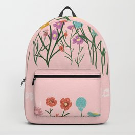 Bloom At Your Own Pace Backpack