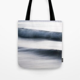 The Uniqueness of Waves XIII Tote Bag