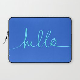 Hello, Sailor Laptop Sleeve