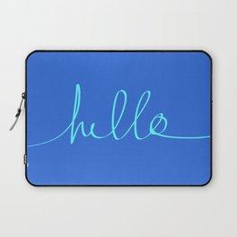 Hello, Sailor Laptop Sleeve
