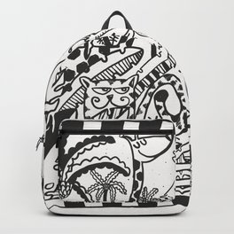 It's a jungle Backpack