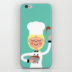 It's Whisk Time! iPhone & iPod Skin