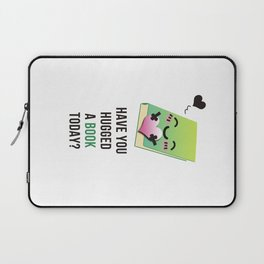 Book Emoji Love Laptop Sleeve