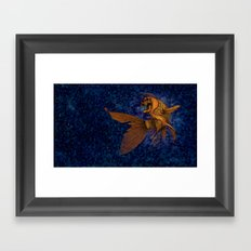All that glitters... //color// Framed Art Print