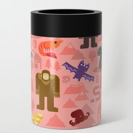 Cryptids of the Pacific Northweird Can Cooler
