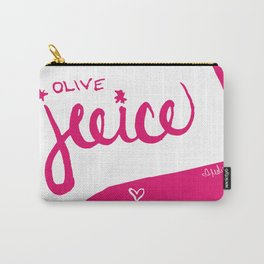 Olive Juice Carry-All Pouch
