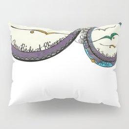 The 3 Birds of Rhiannon Pillow Sham