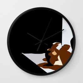 Pottery #society6 #decor #buyart Wall Clock