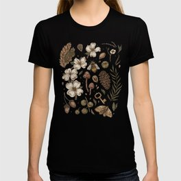 Nature Walks (Light Background) T-shirt