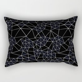 Segment Rectangular Pillow