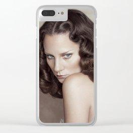 Venusette Clear iPhone Case