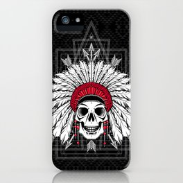 Southern Death Cult iPhone Case