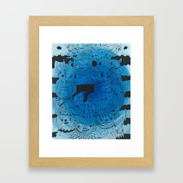 I'm a Lost Boy Framed Art Print