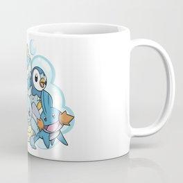 Bubble Beam Coffee Mug