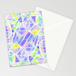 Pastello Purple Stationery Cards