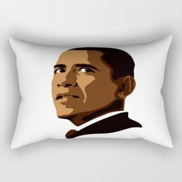 barack Rectangular Pillow