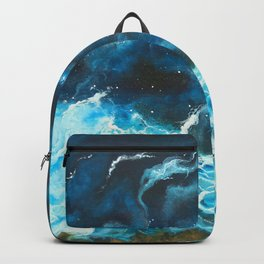 Blue Symphony Backpack