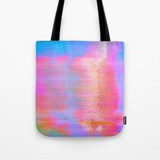 00-36-36 (Face Glitch) Tote Bag