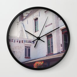 Clogs on the Wall Wall Clock
