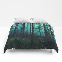 magic forest Comforters