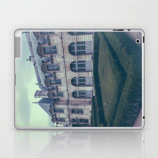 French Garden Maze III Laptop & iPad Skin