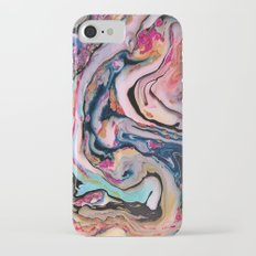 Colorful Fantasy Abstraction iPhone 7 Slim Case