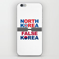North Korea iPhone & iPod Skin