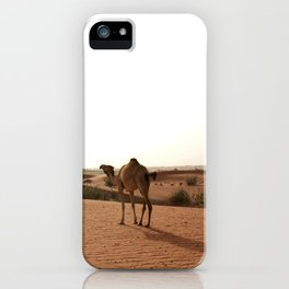 Follow Me! iPhone Case