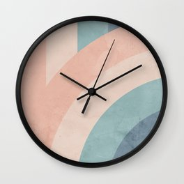 Only a Rainbow Wall Clock
