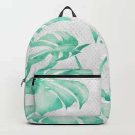 city leaf Backpack