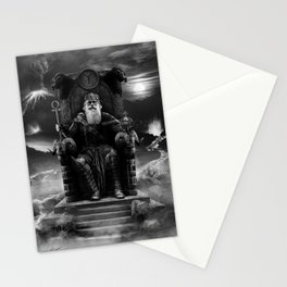 IV. The Emperor  Stationery Cards